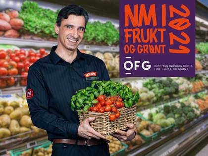 MENY er årets frukt- og grøntkjede på nett