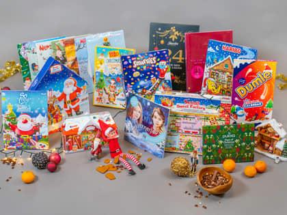 Julekalendere i butikk 2020