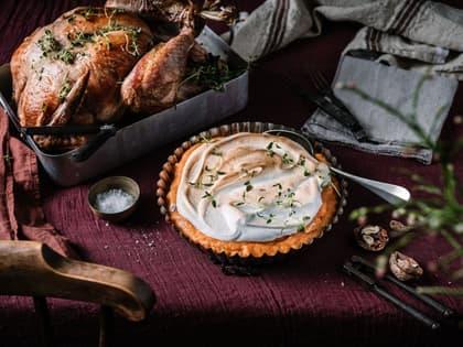 Thanksgiving på amerikansk vis
