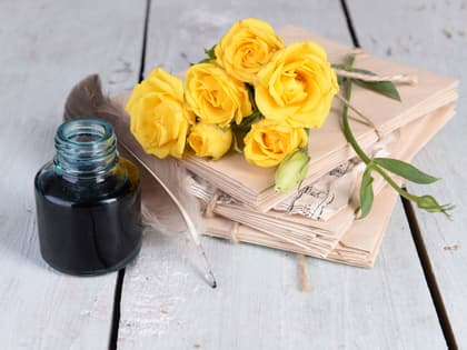 Sitater og dikt til Valentineskortet