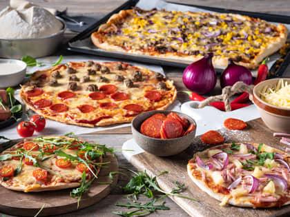 Nordmenns favorittopping på pizza
