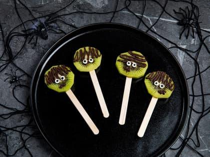 Litt sunnere snacks til Halloween