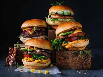 Sliders - liten burger med mye smak
