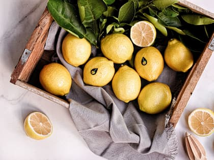 LemonGold - stenfri og saftig sitron