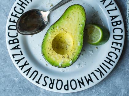 Slik bruker du avokado