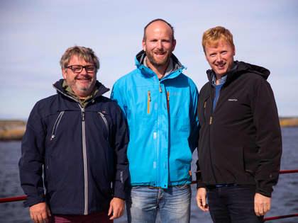 Røyland gård ble Årets Lokalmatgründer i 2018