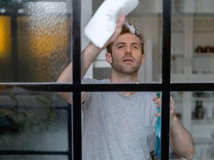 Så enkelt får du rene vinduer uten skjolder