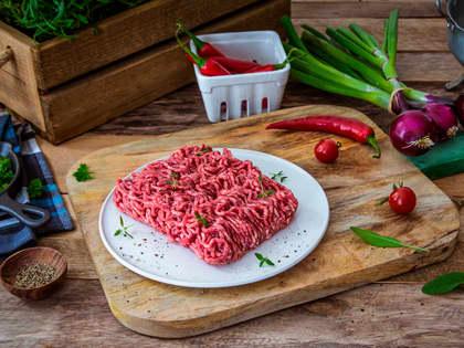 Hva er forskjellen på karbonadedeig og kjøttdeig?
