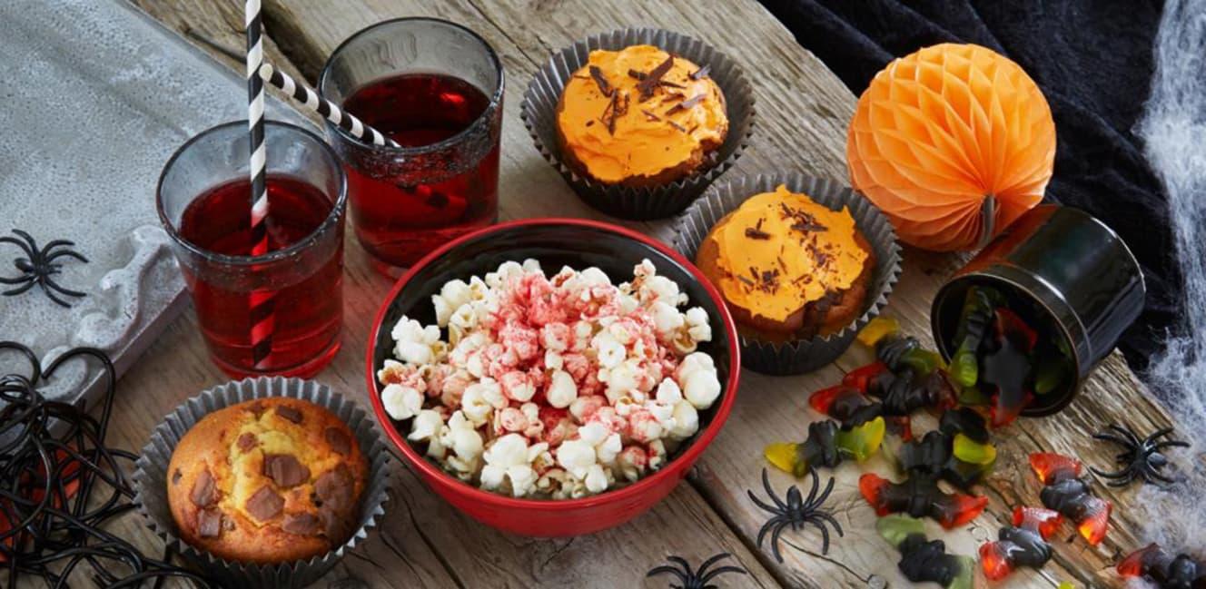 Tips til mat, snacks og pynt
