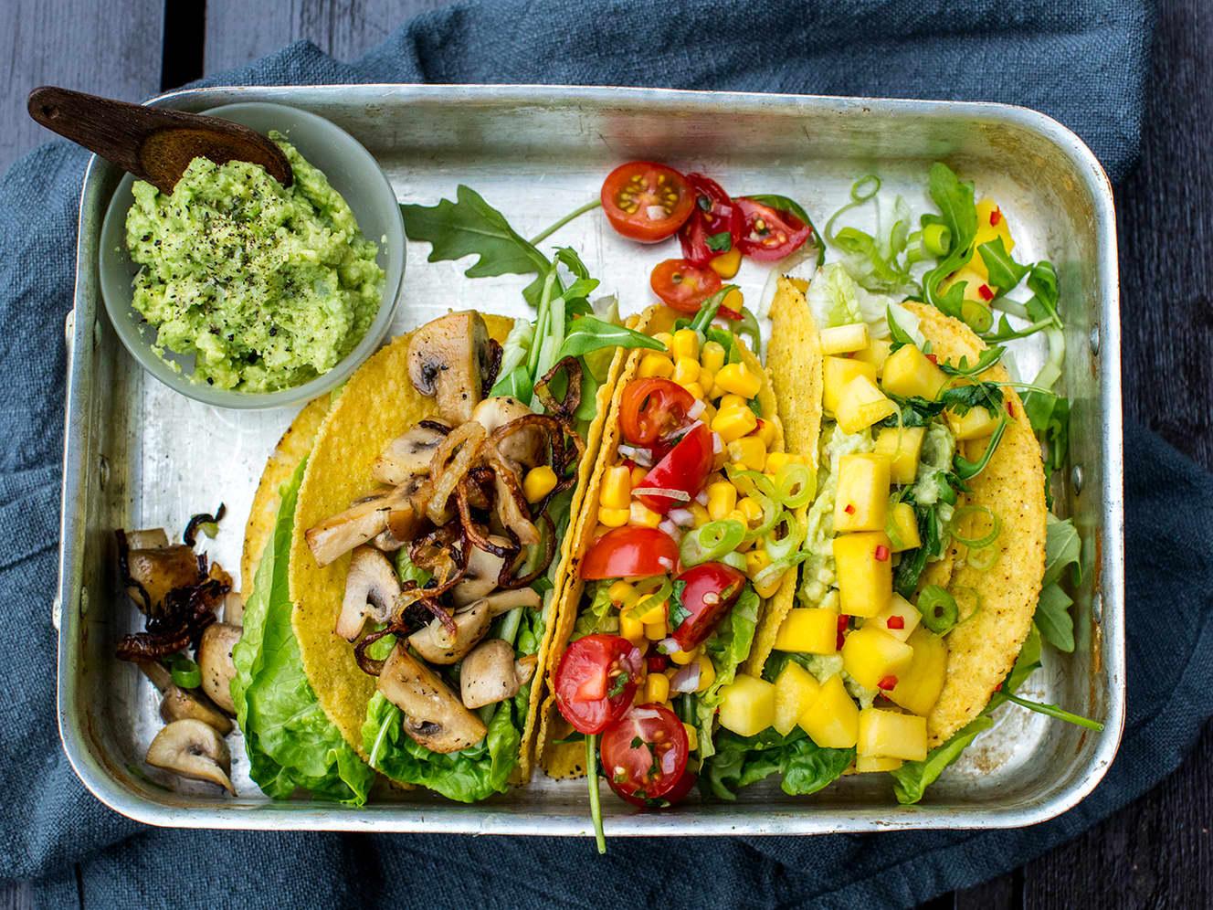 Vegetartaco: 4 alternativer som erstatter kjøttdeig