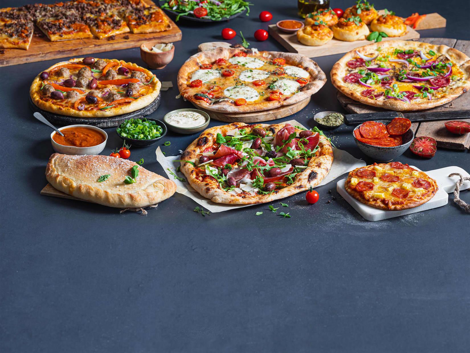 Alt til pizzakvelden