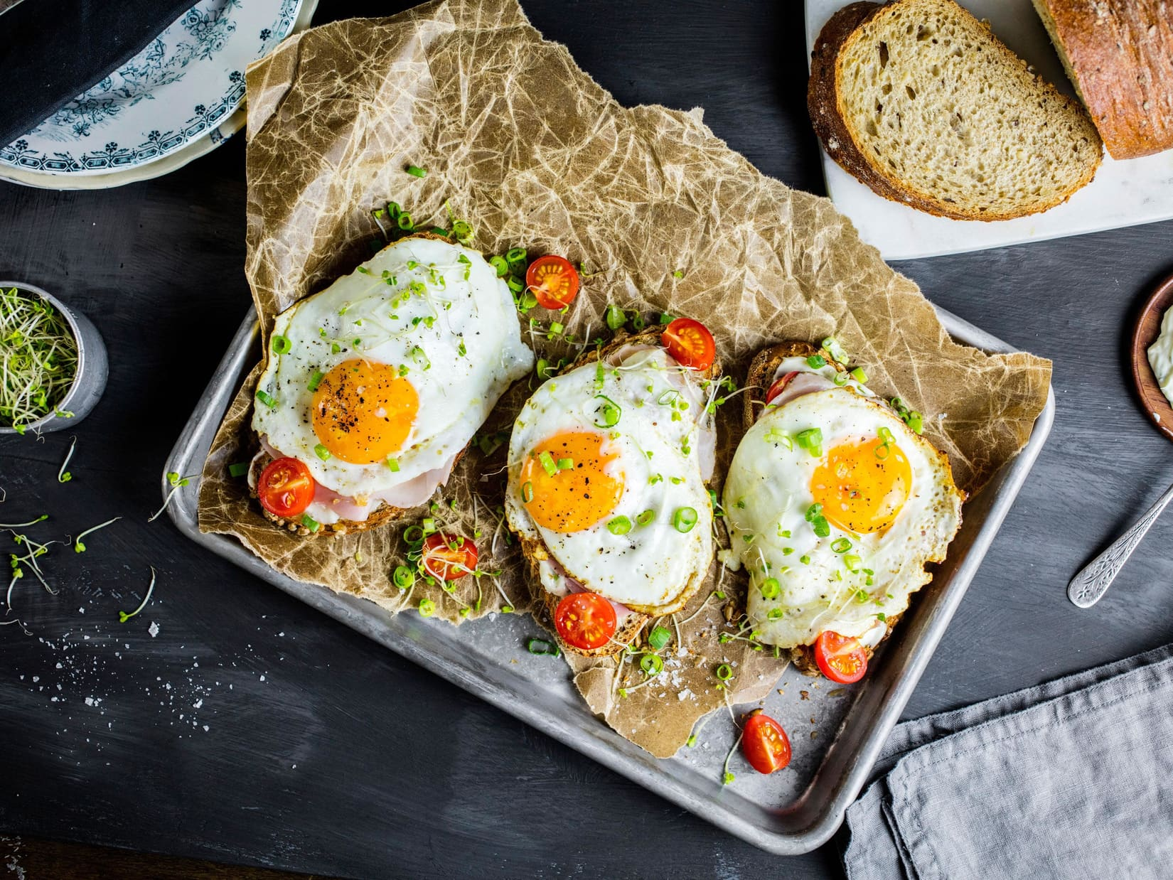 Egg til alle måltider