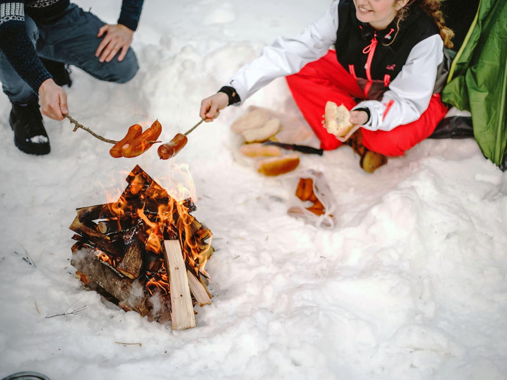Enkel turmat til vinterferien