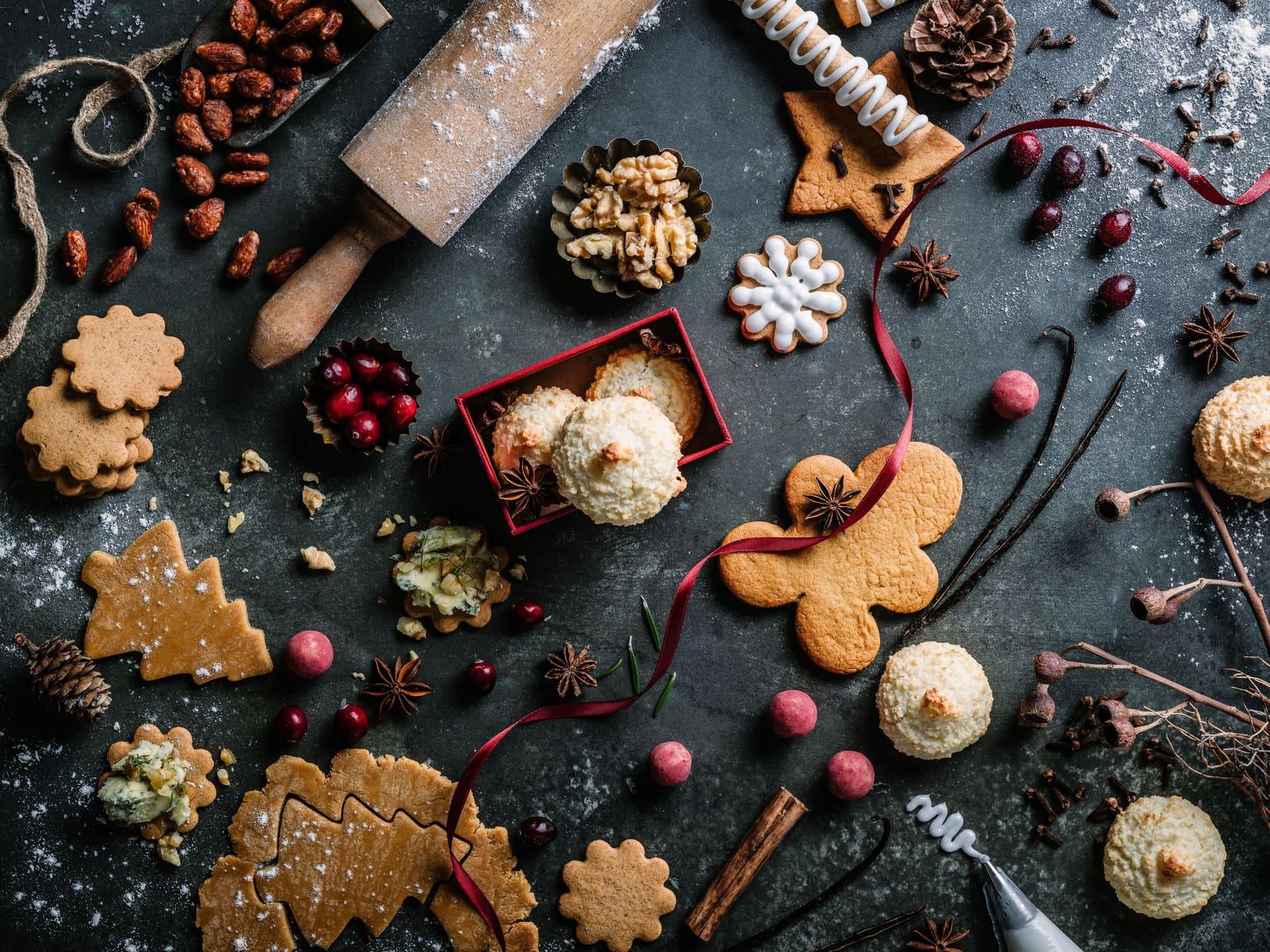 Tid for julekaker og julebakst