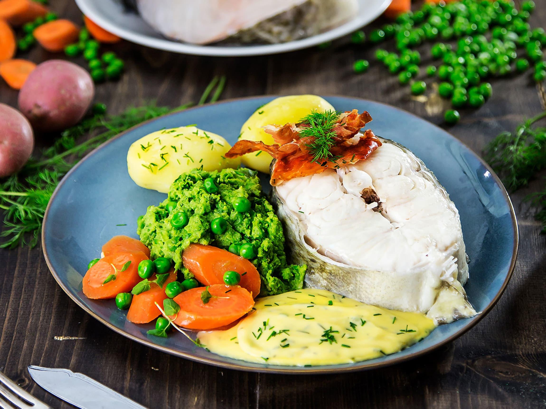 Skrei har et delikat, hvitt og magert kjøtt samt en søtere smak enn torsk. Nyt den mens du kan!