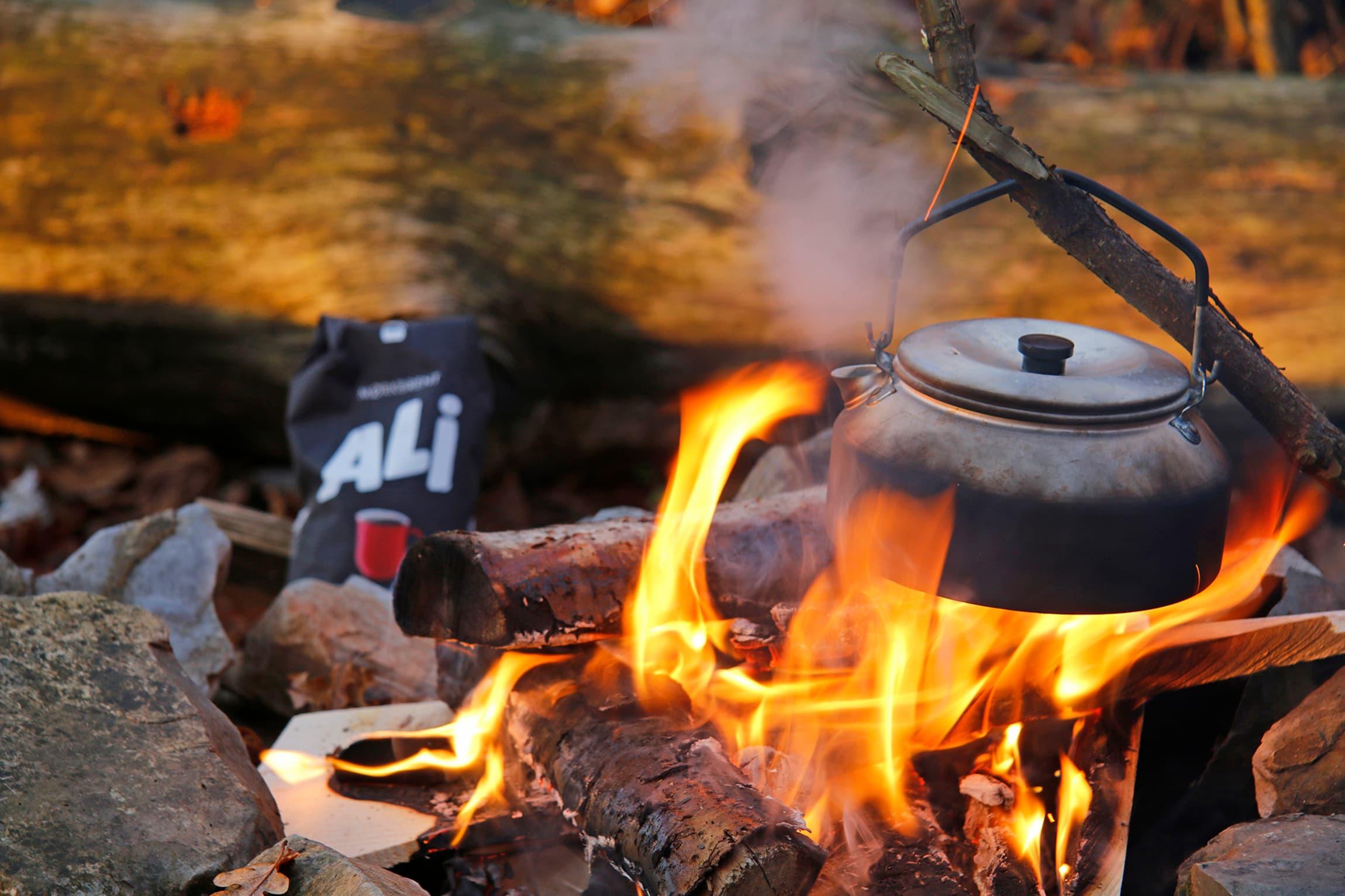 Er du en friluftsbarista? For mange er kaffepausen selve høydepunktet på turen - enten den blir med hjemmefra på termos, eller du lager den på bålet, så er det lite som slår kaffepausen.
