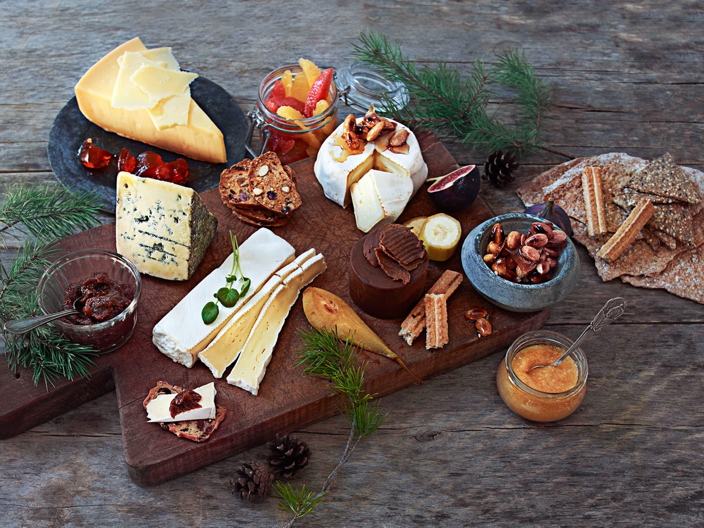 Julens oster