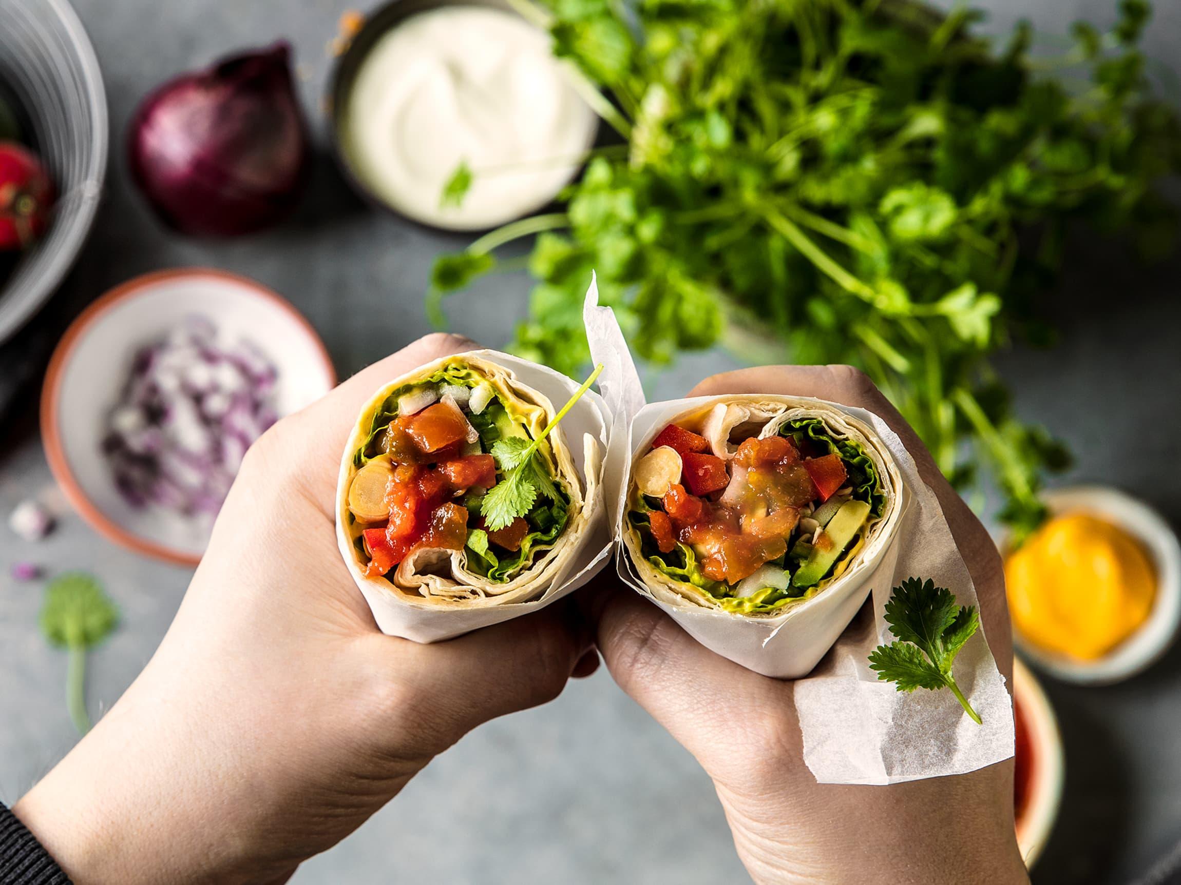 Rester etter taco? Slik bruker du dem