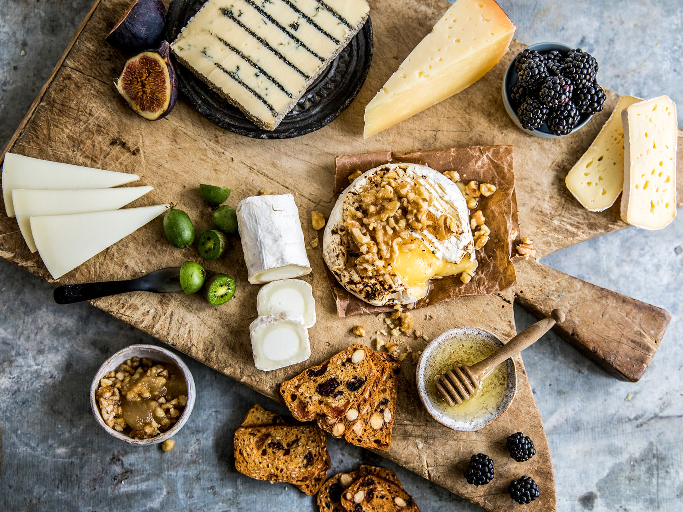 Slik vi serverer ost i 2018