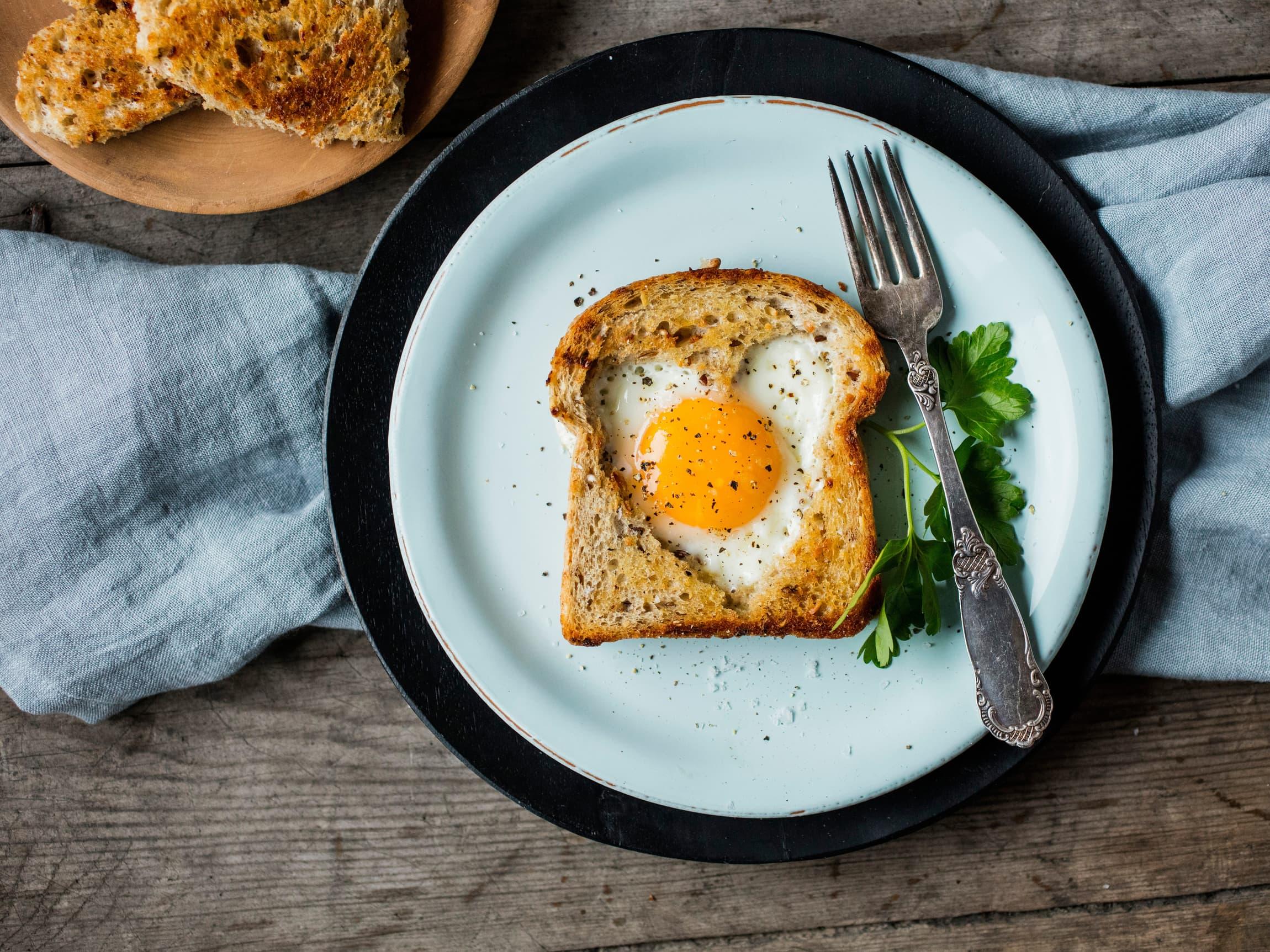 Bløtkokt eller hardkokt egg?