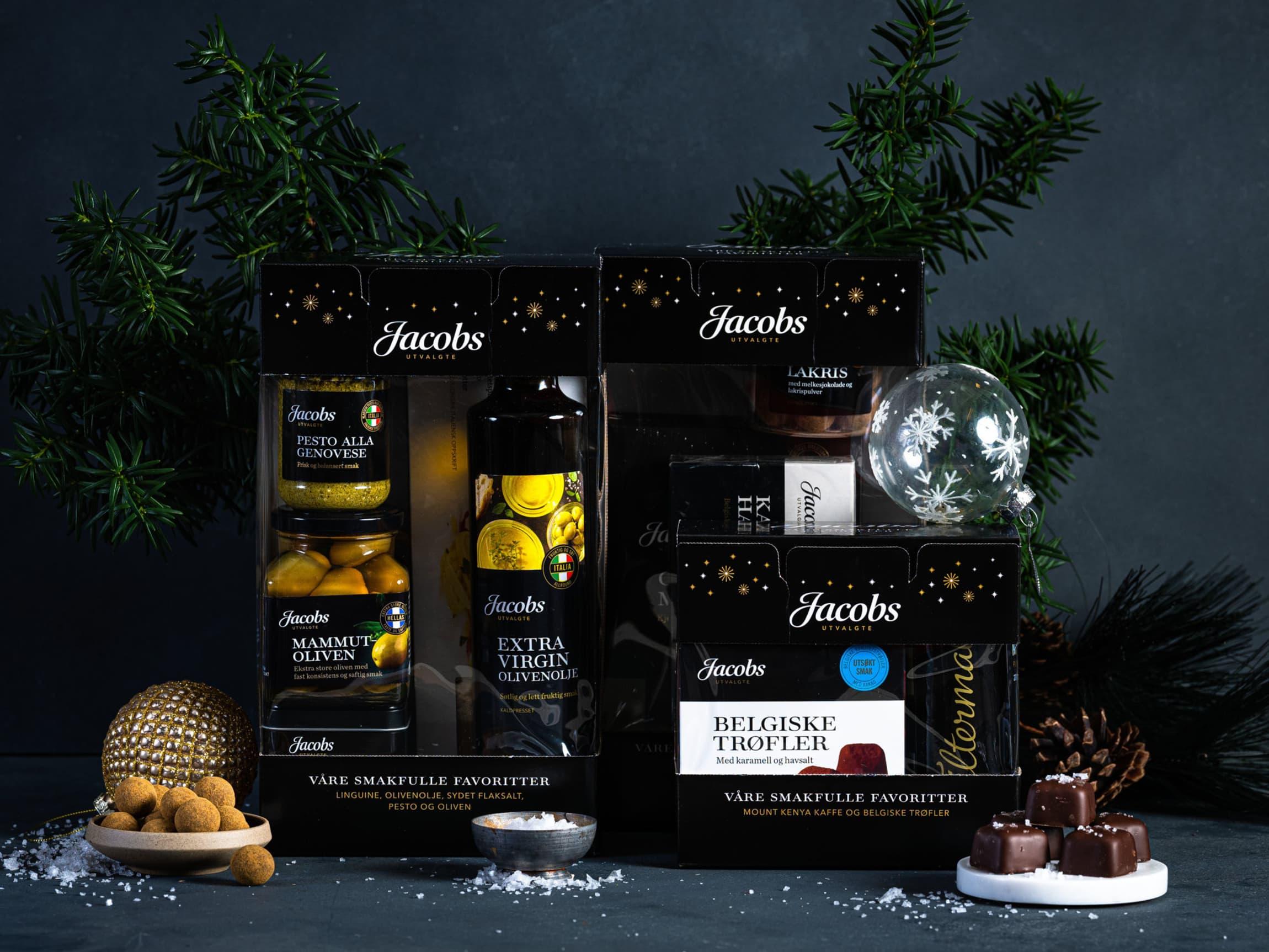 Gaveeskene er perfekte gaver til venner og kjente! Du kan også benytte deg av tilbudet på julevarene og gaveeskene.