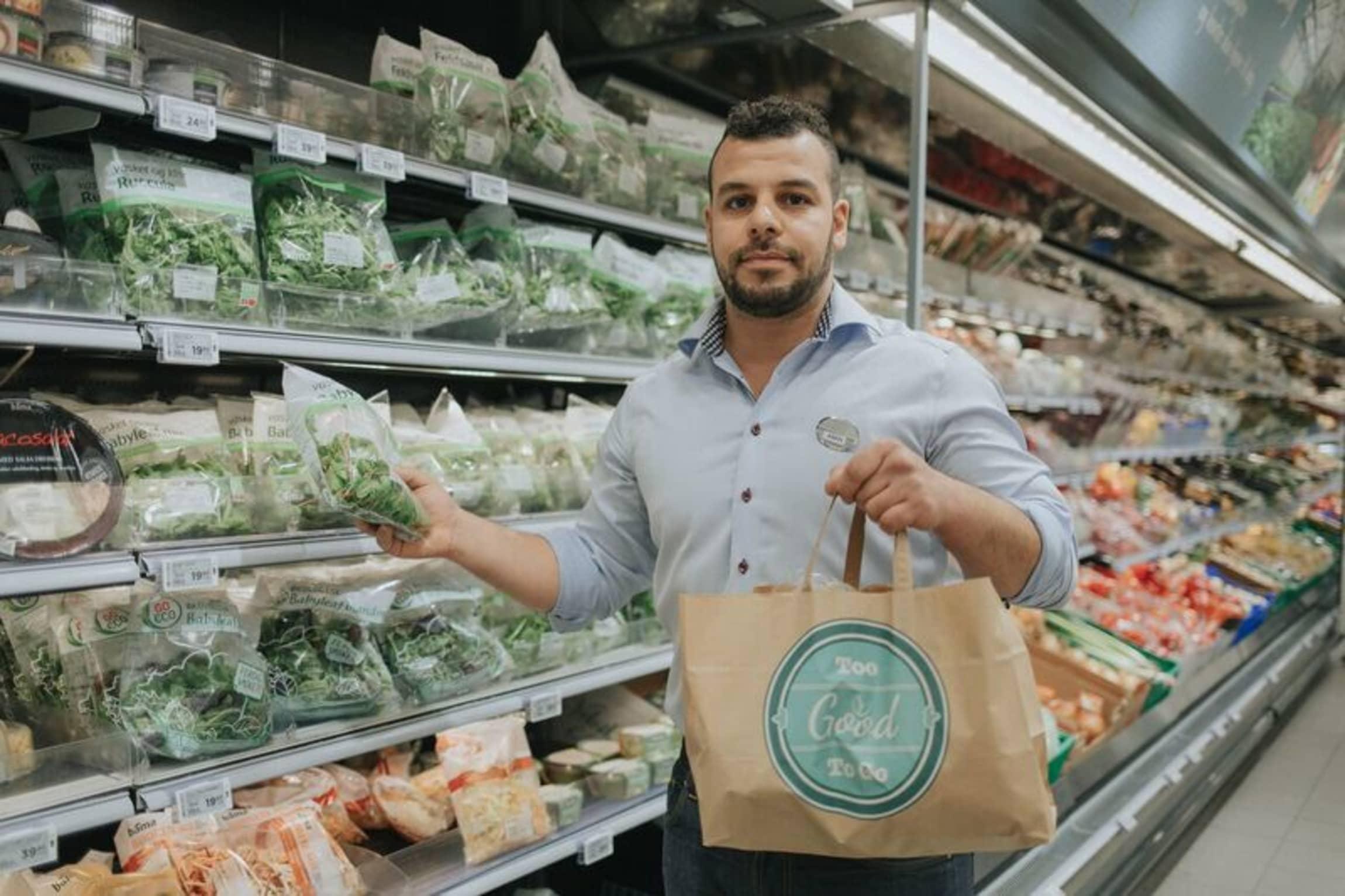 100 000 matporsjoner reddet via TGTG