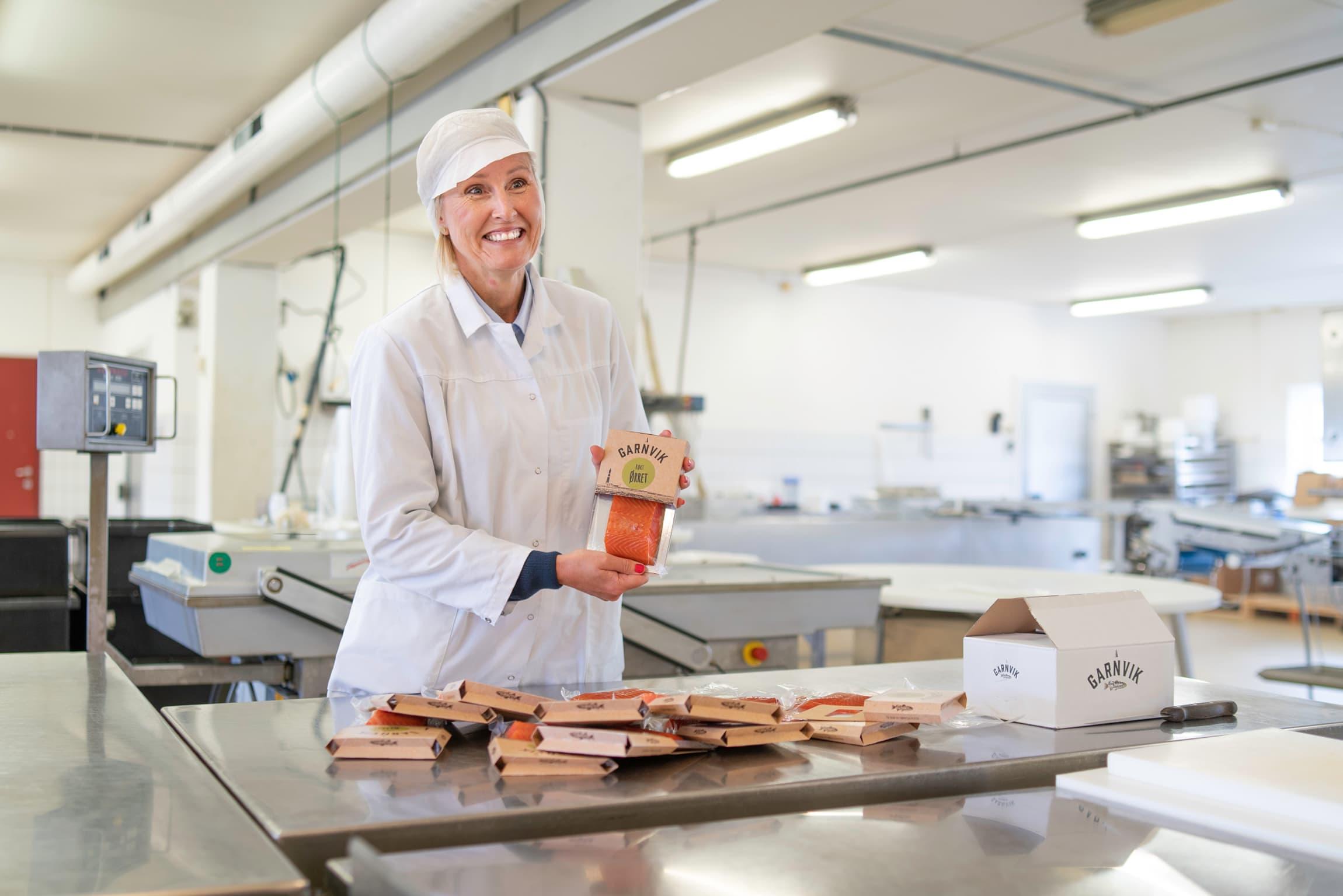 Kundene må få se produktet de skal kjøpe, mener Heidi Garnvik