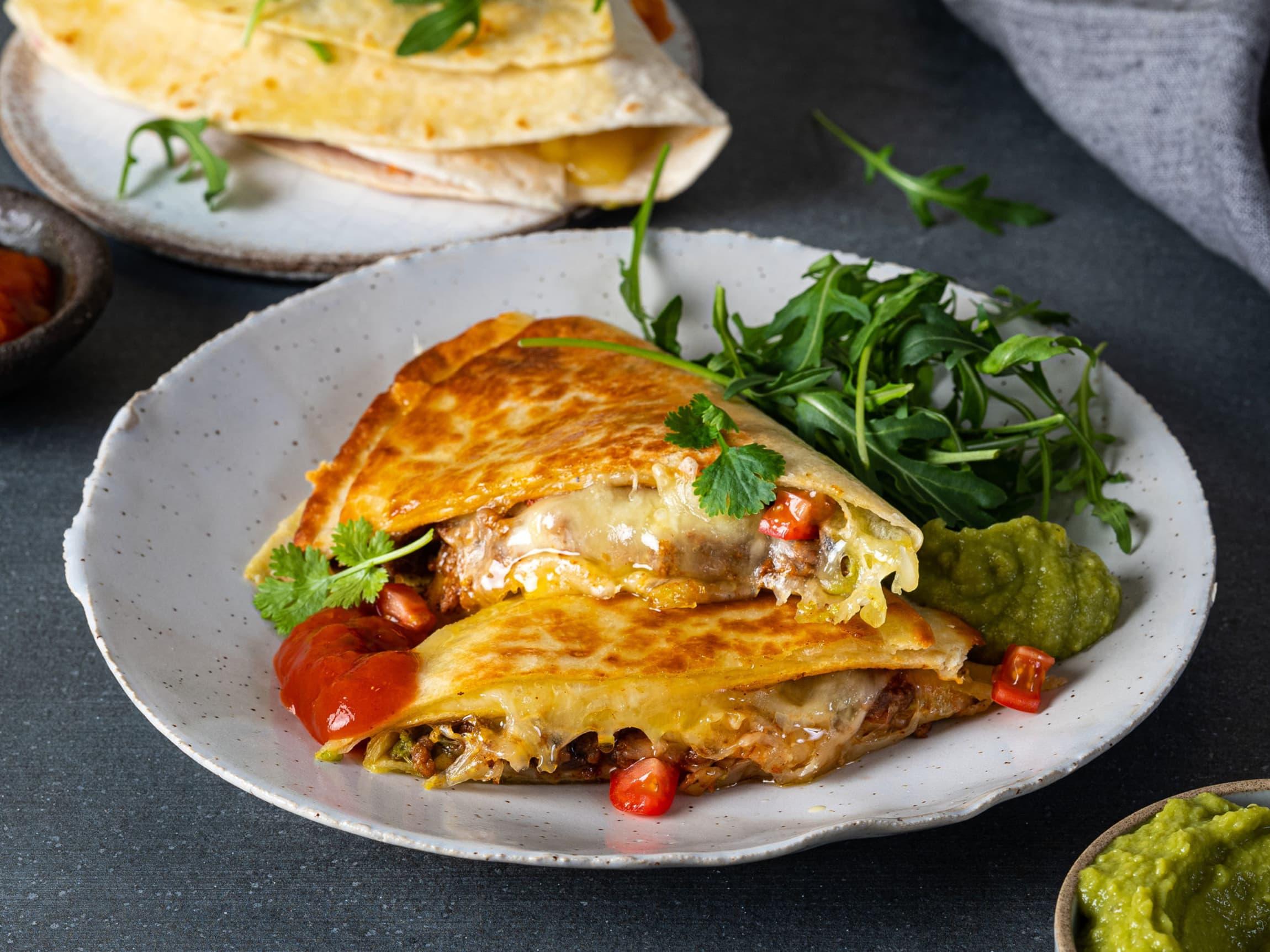 TikTok-trenden Tortilla wrap