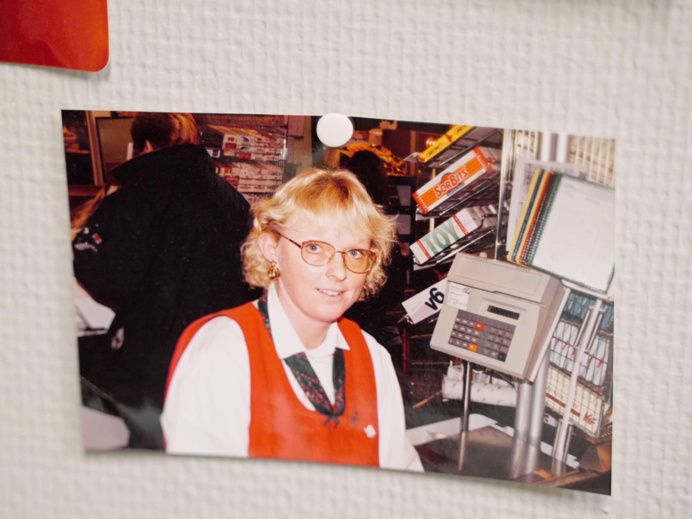 Marianne har jobbet i MENY helt siden 1989 og har vært med på det meste på sine 31 år i butikk.