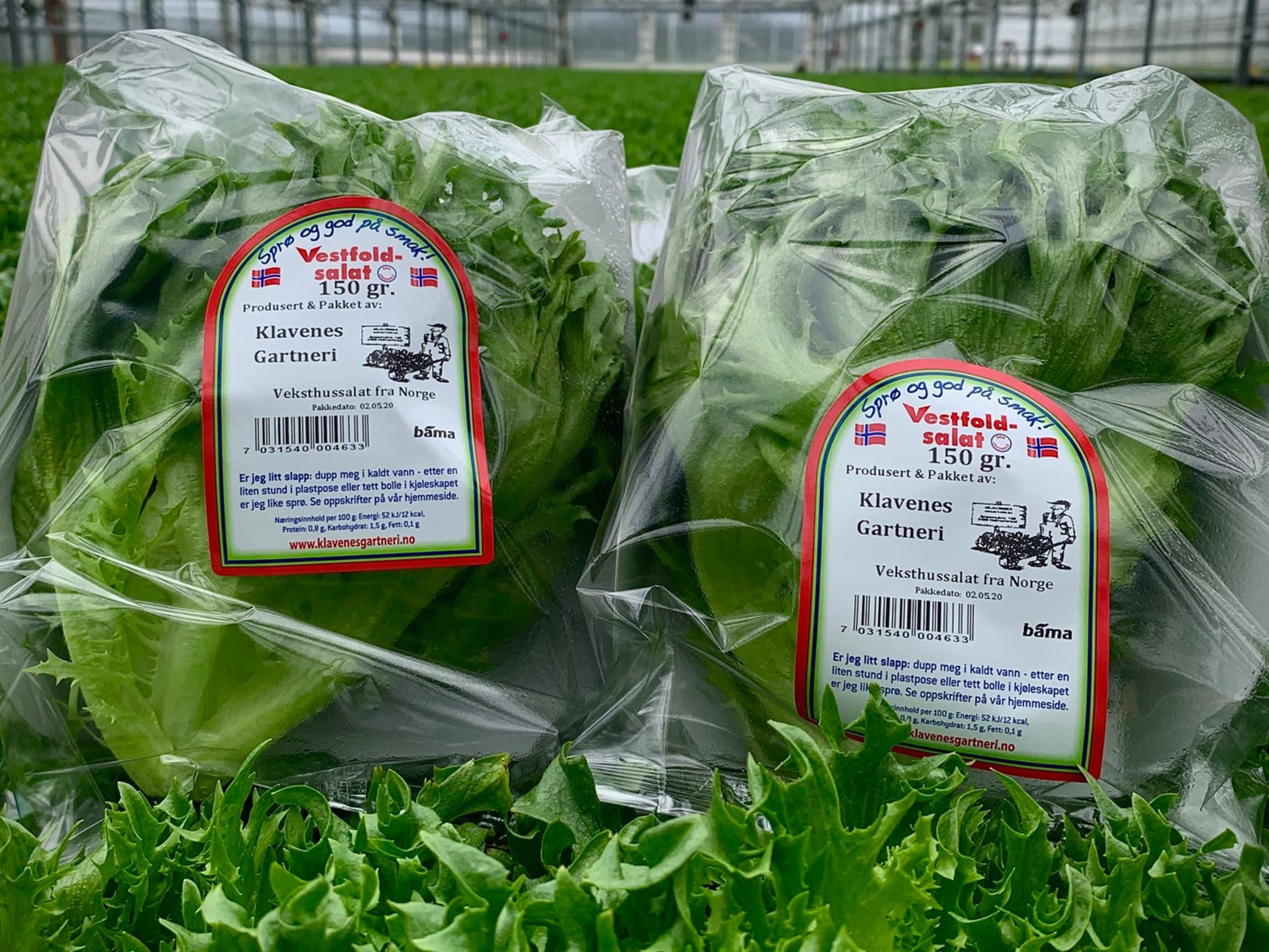 Se etter den flotte Vestfoldsalaten i din lokale MENY-butikk