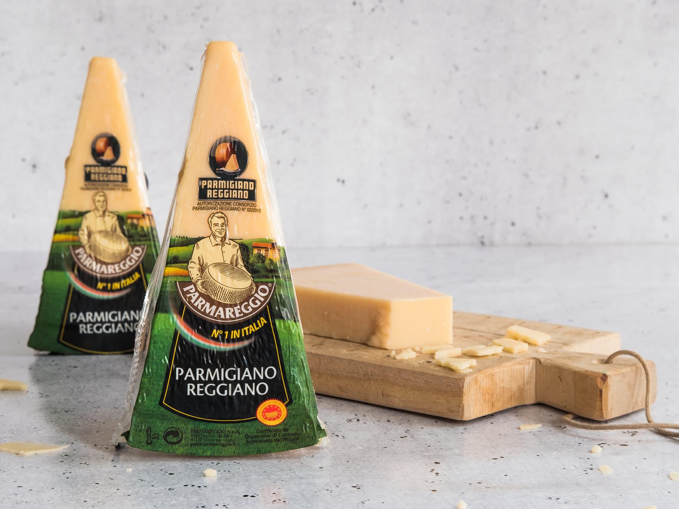 Parmesan er uunværlig i det italienske kjøkken. Det er kanskje ikke rart når den smaker så godt og kan brukes til det meste!