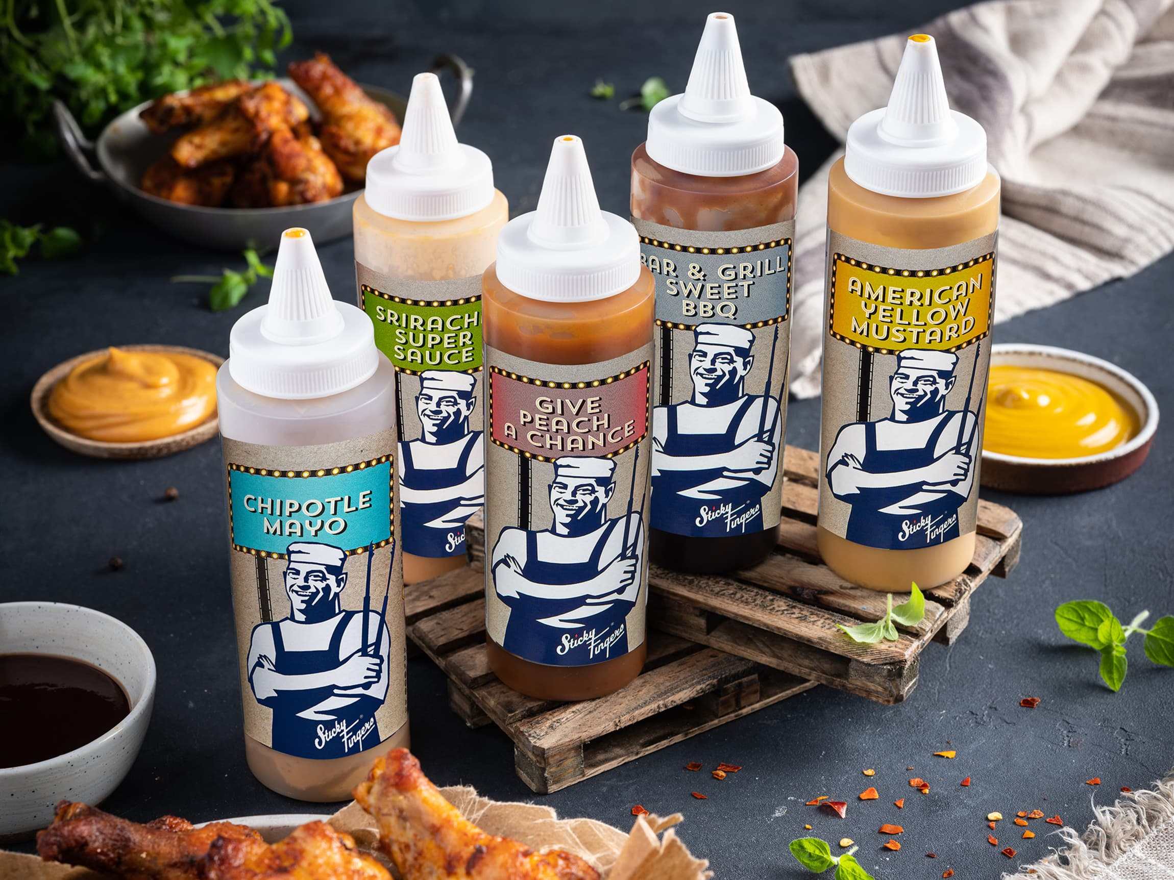 Prøv nye smaker på grillmaten i sommer!