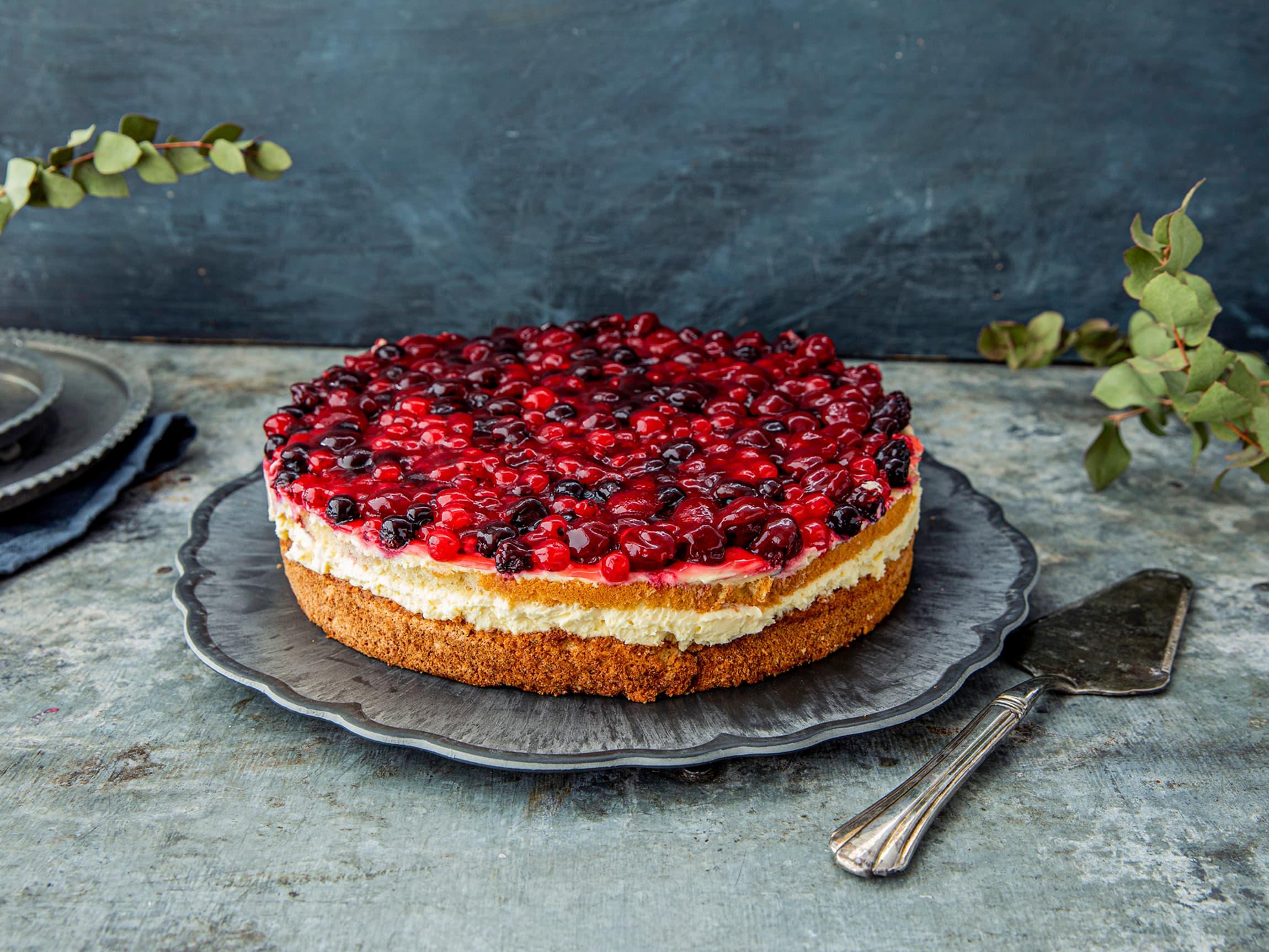 Du kan nå få lekre kaker selv om du er gluten eller laktoseintolerant.