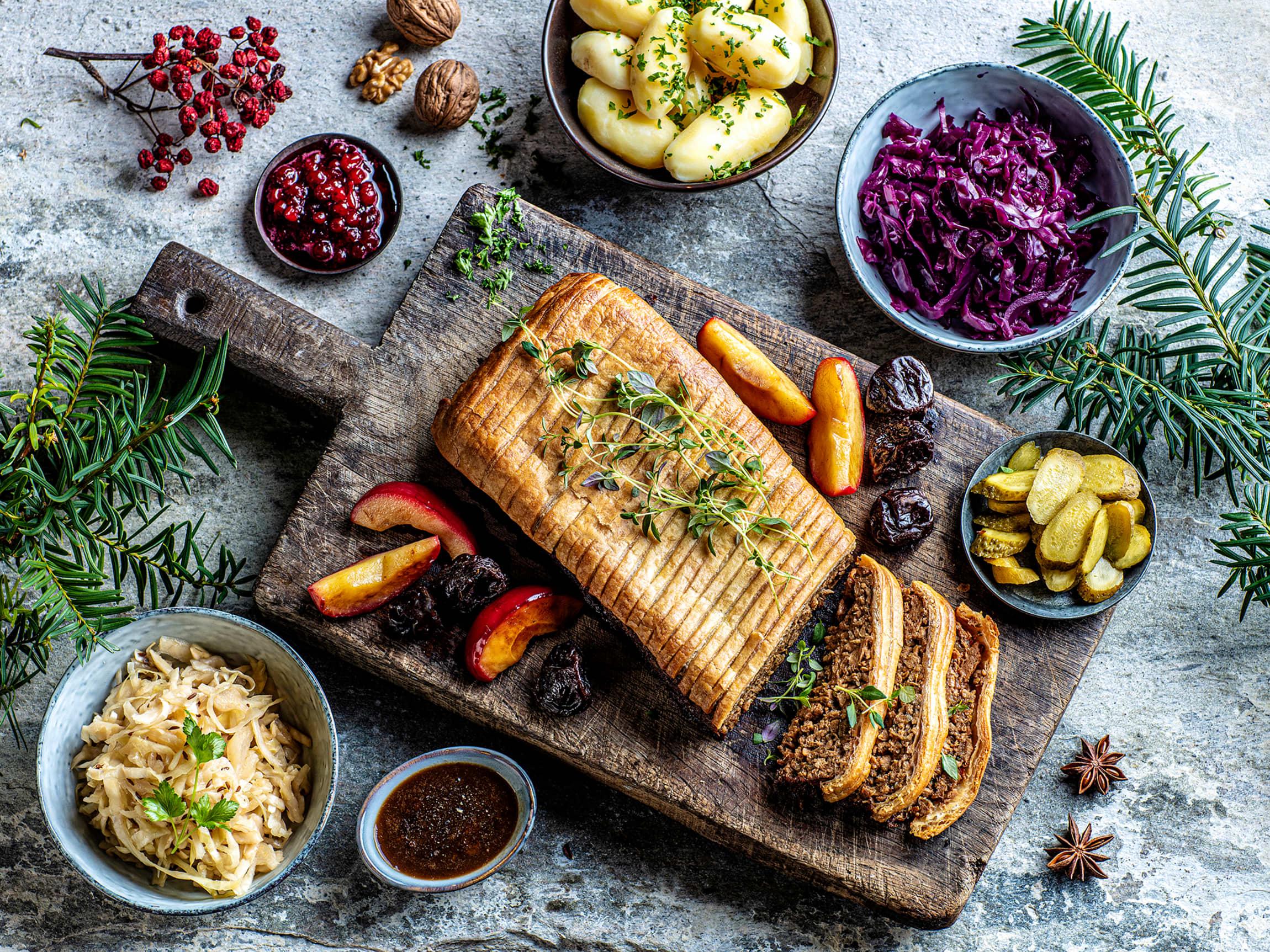 Ta en kjøttfri dag i julen
