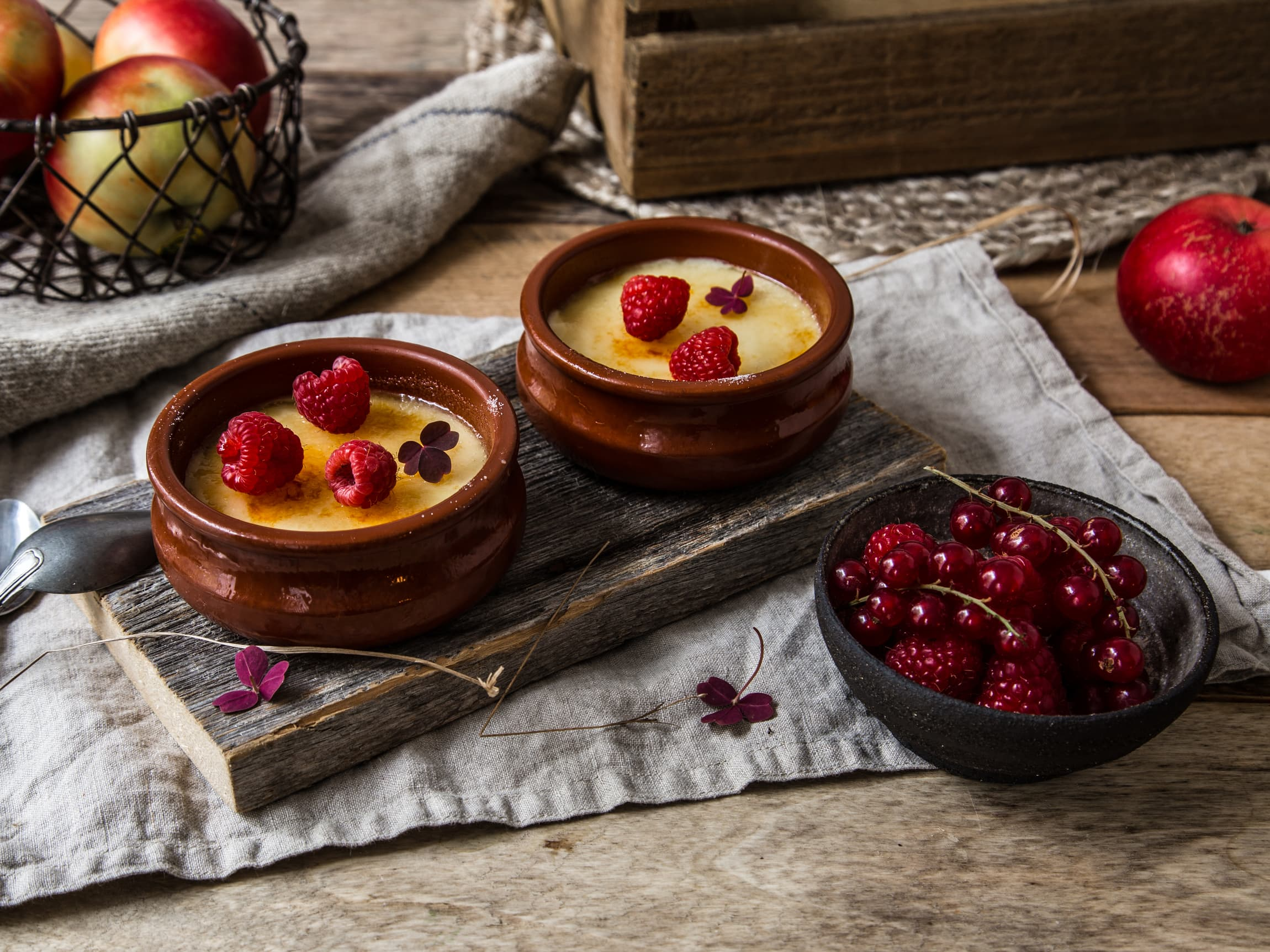 Desserter som passer til julemiddagen