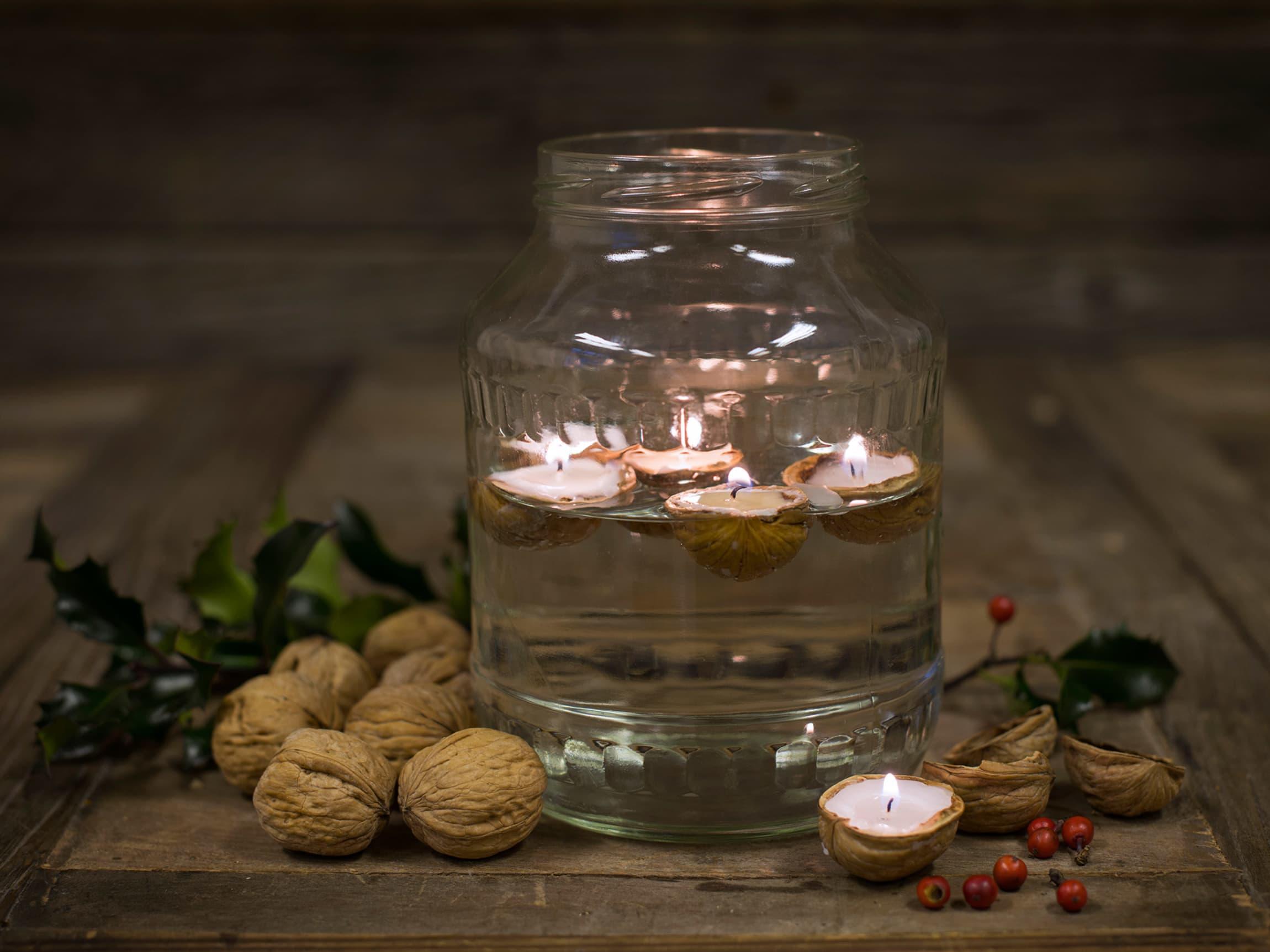 Slik lager du stemningsfulle julelys