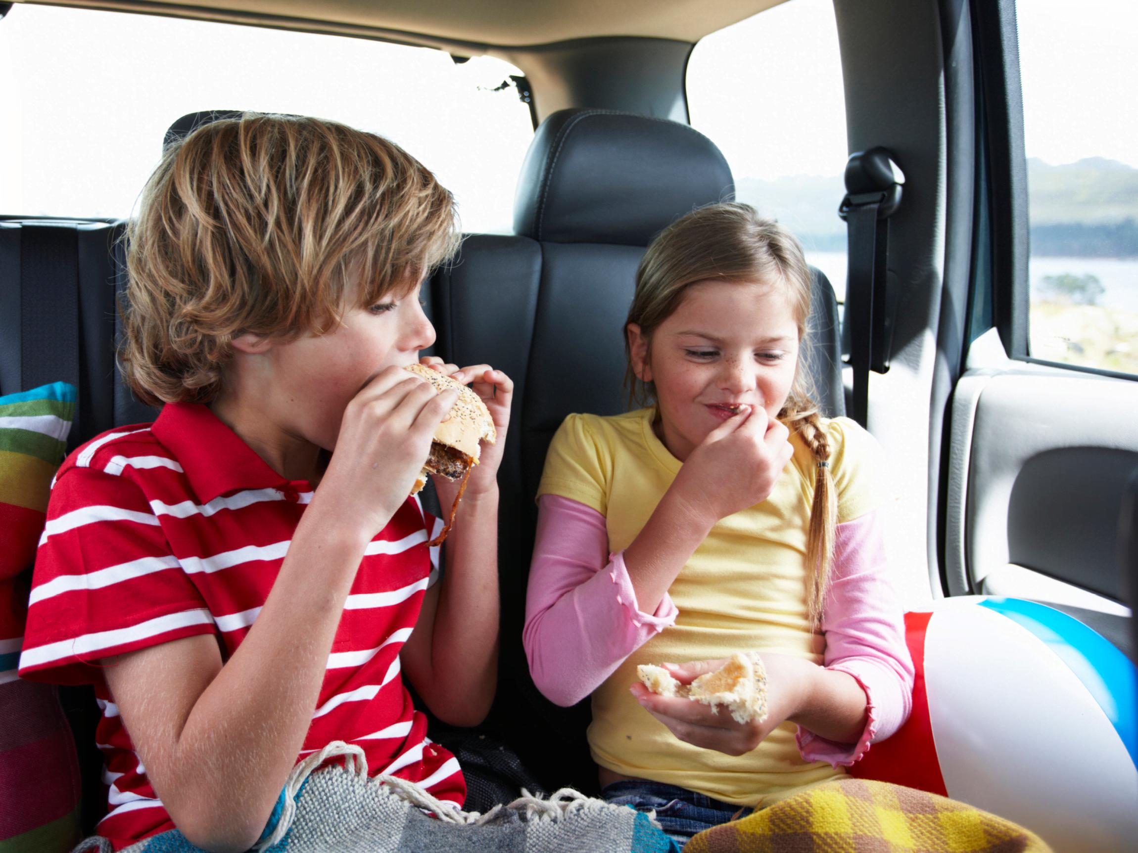 Smart og god mat til biltur