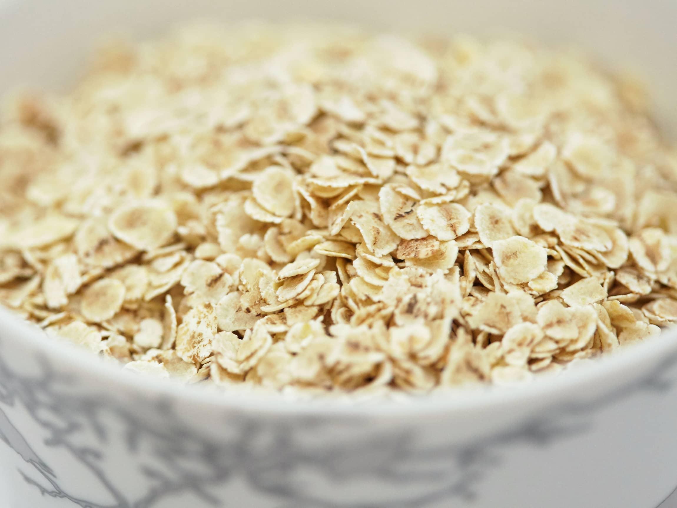 Byggryn inneholder en rekke gunstige næringsstoffer - en perfekt start på dagen