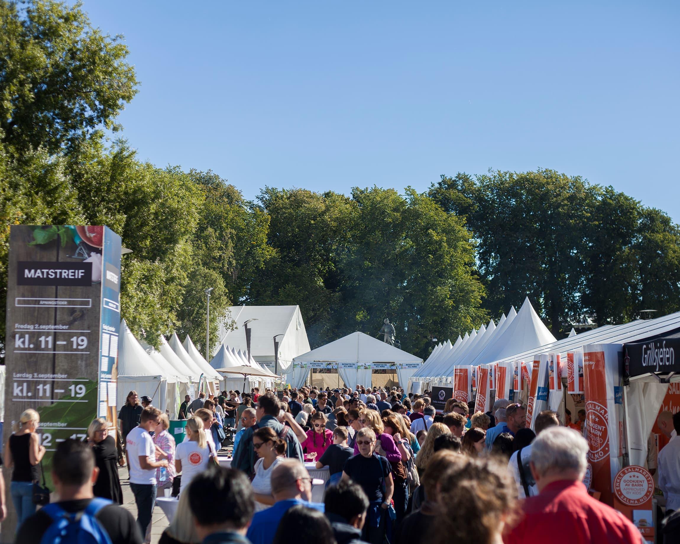 Matstreif matfestival 2019