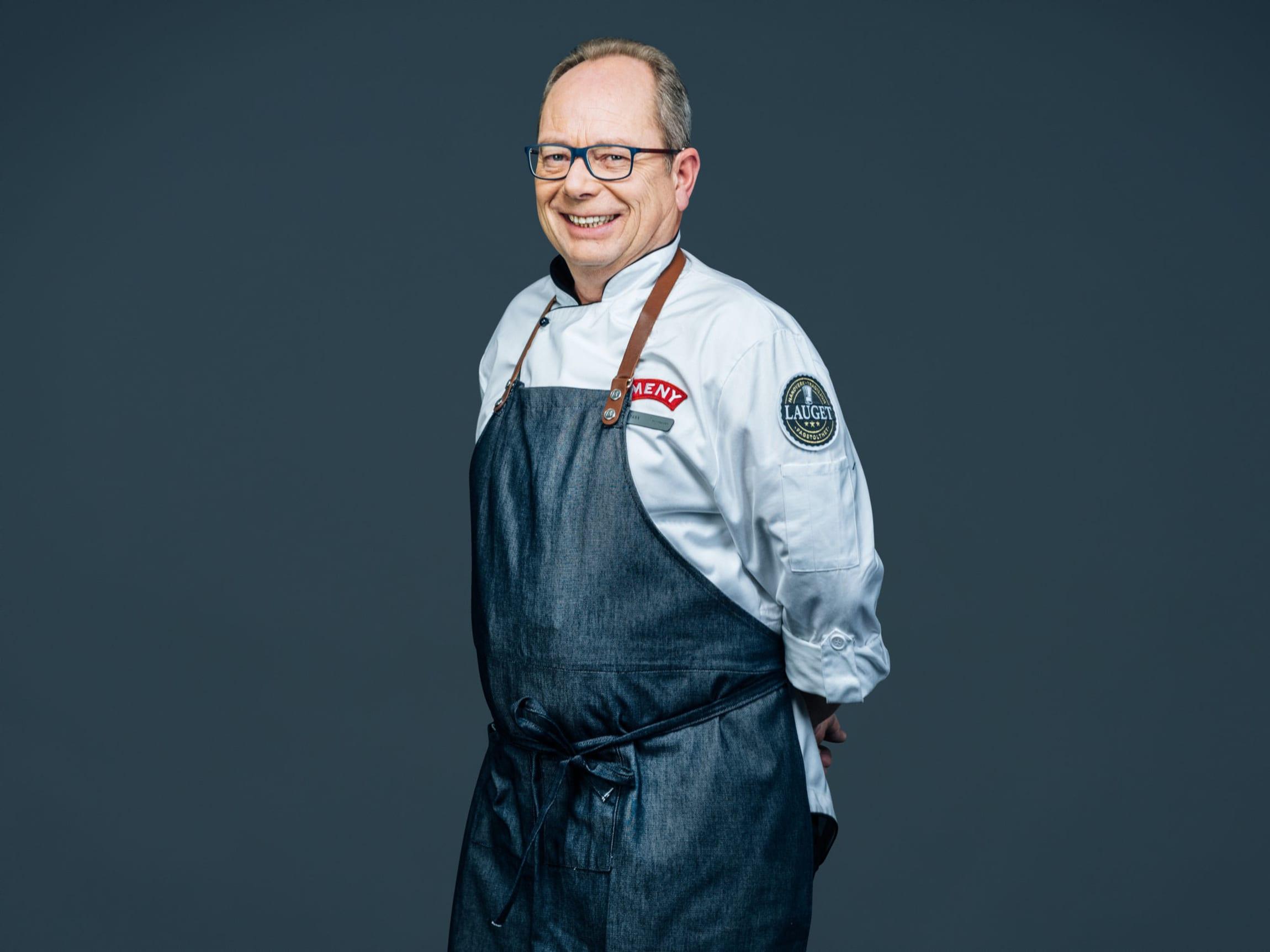 Lars Gerhardsen, ansvarlig for fisk og sjømat i MENY, synes økt salg av fisk i MENY er svært gledelig for folkehelsa og matopplevelsen.