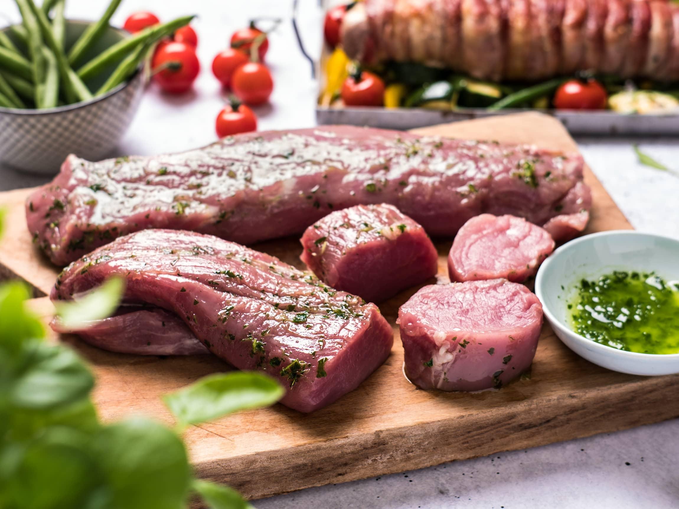 Indrefilet er det absolutt møreste kjøttet på dyret, og et godt valg når du vil ha det beste av det beste