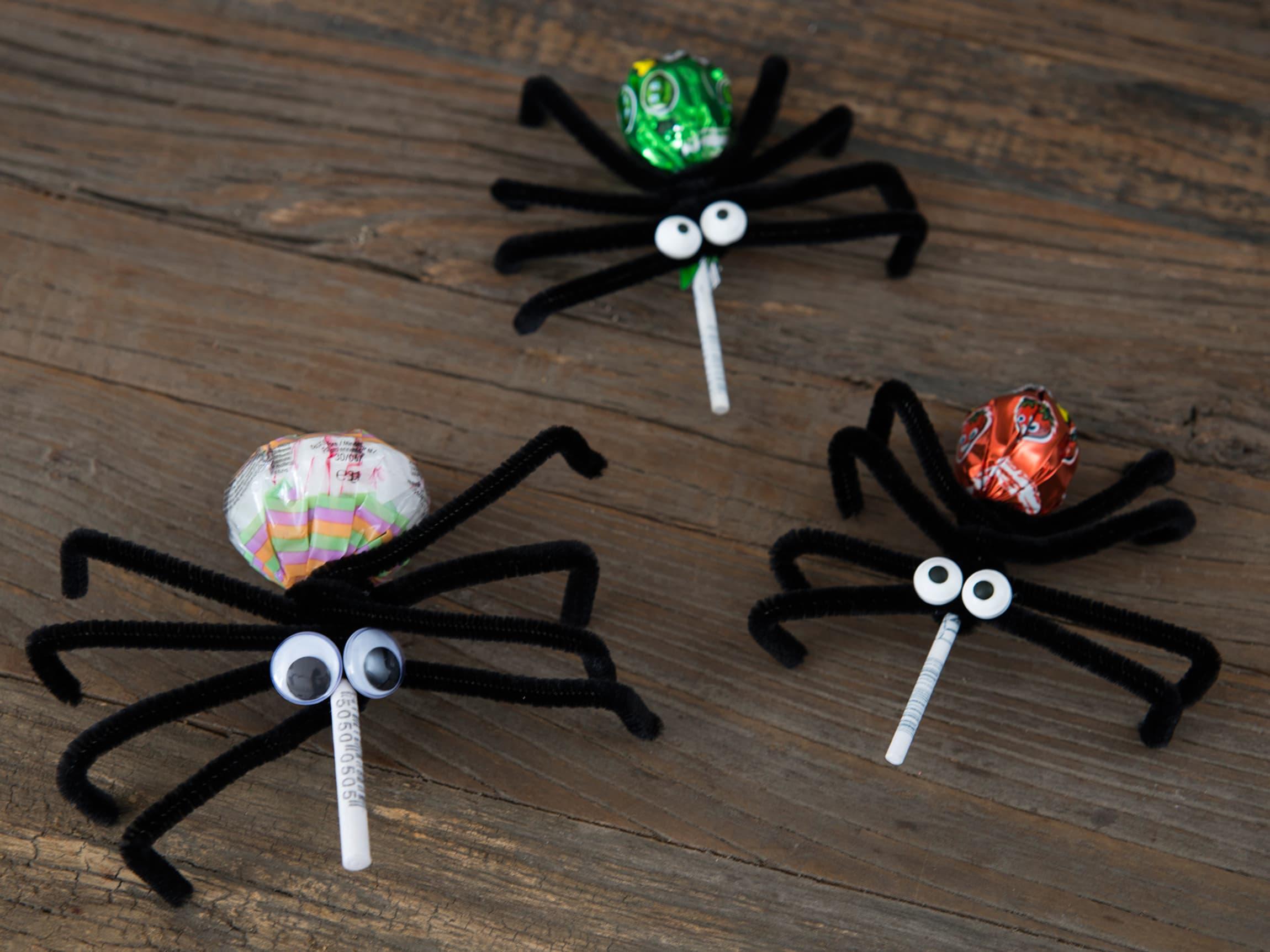 Edderkopp-kjærligheter