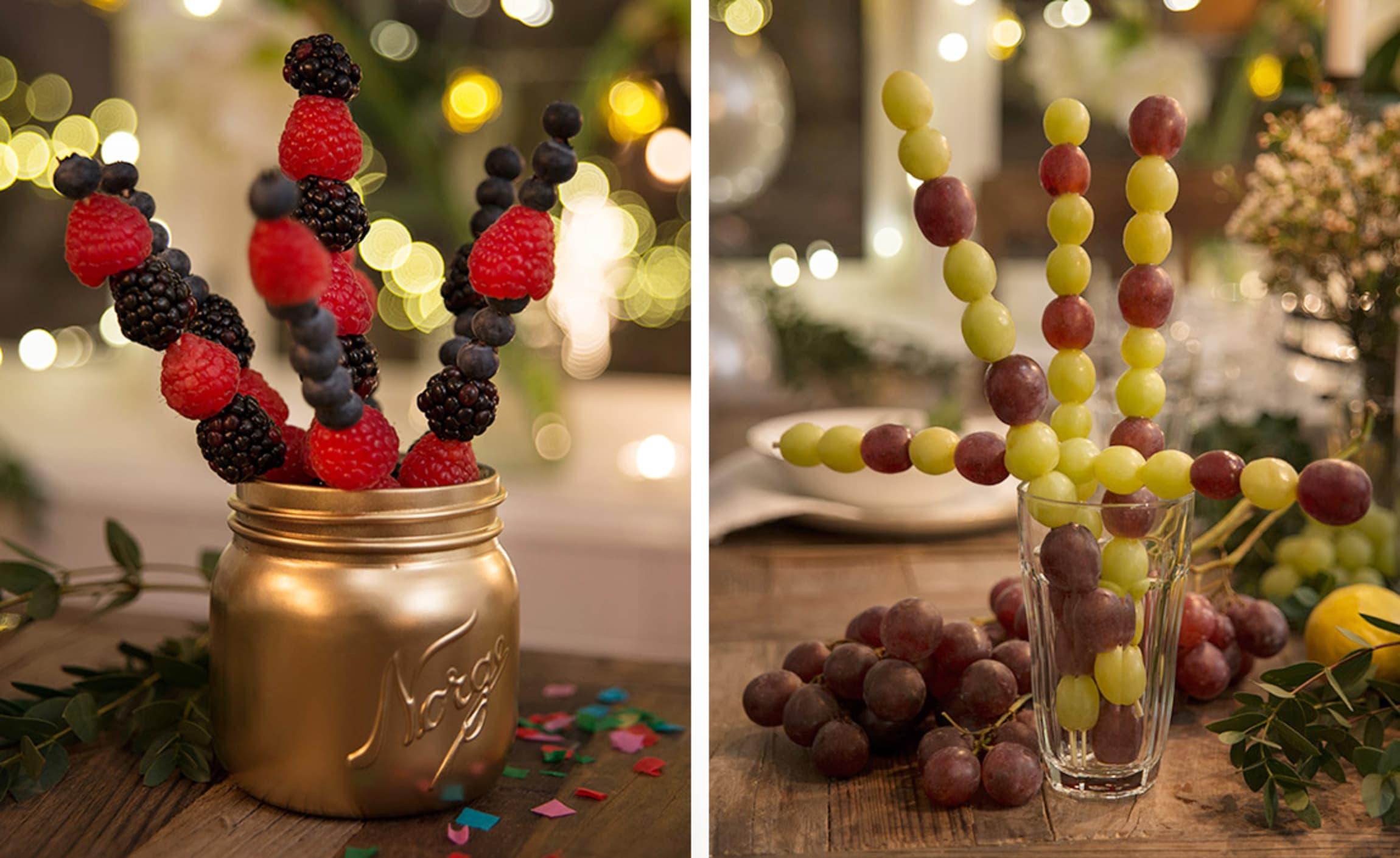 Bær er enkel og god snacks