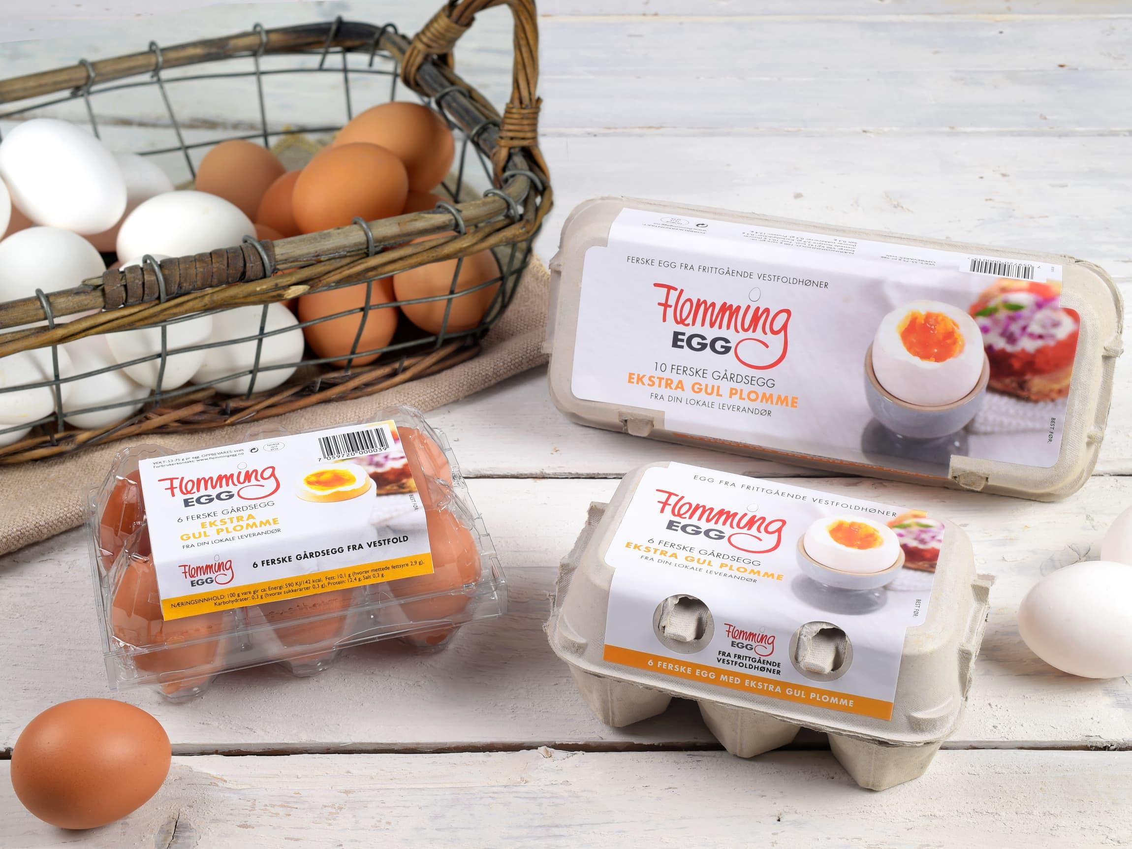 Flemming egg - Nøtterøy og Tjøme