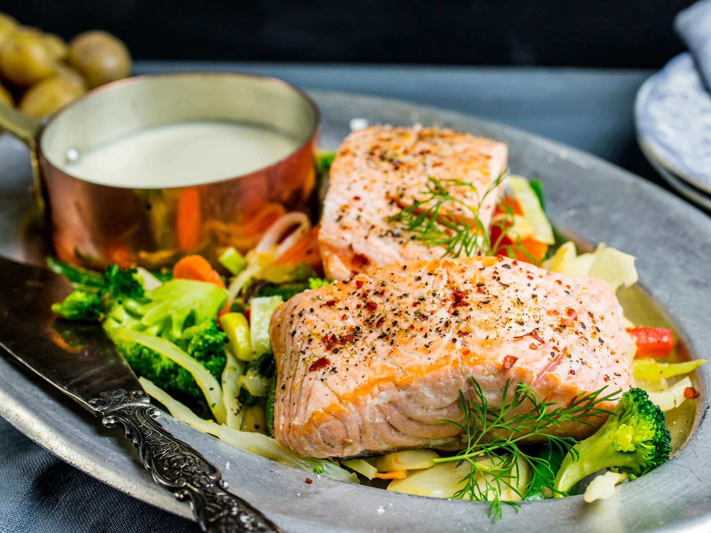 Laks er en smaksrik, saftig fisk som passer til det aller meste