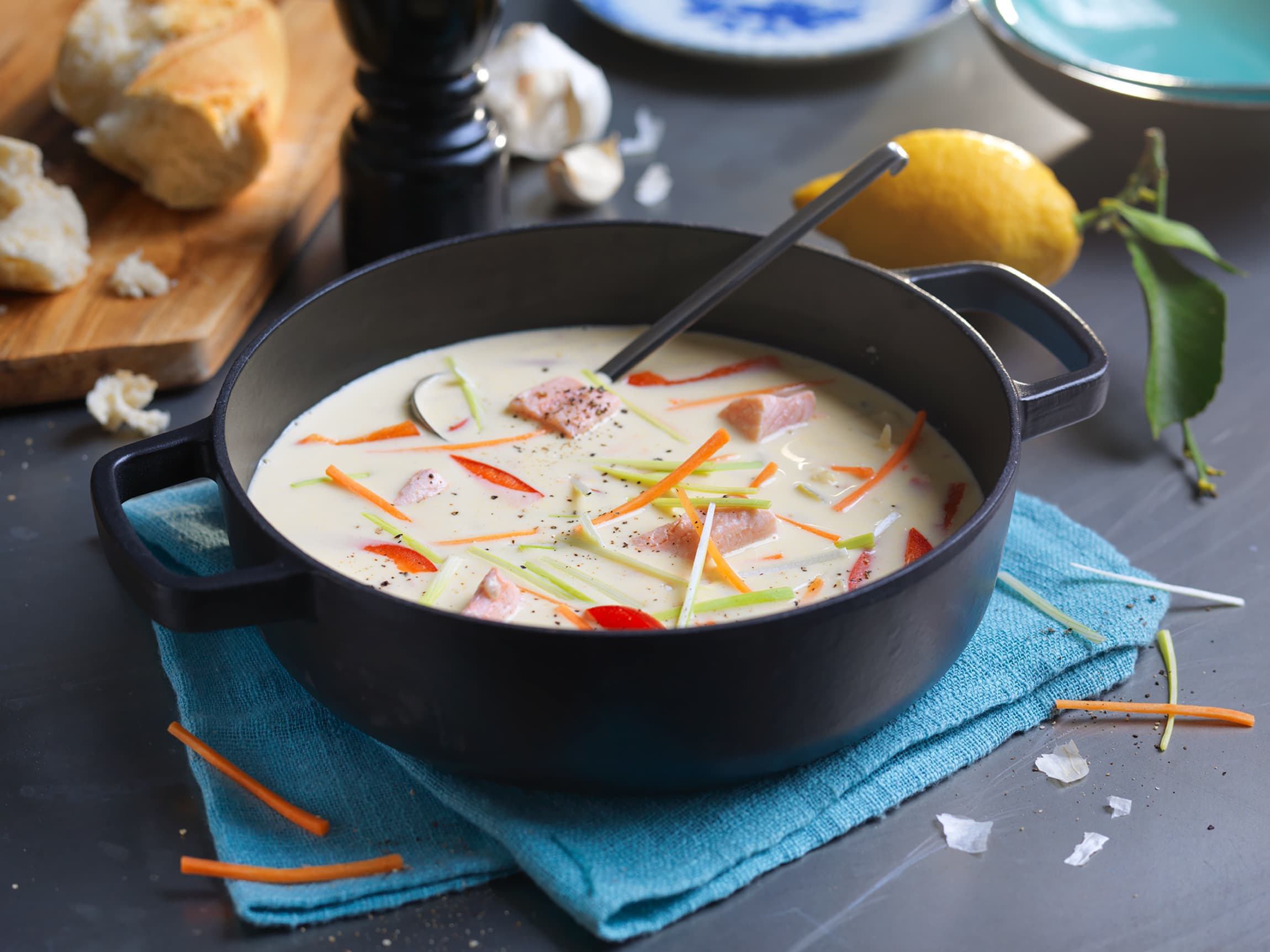 Norges beste fiskesuppe?