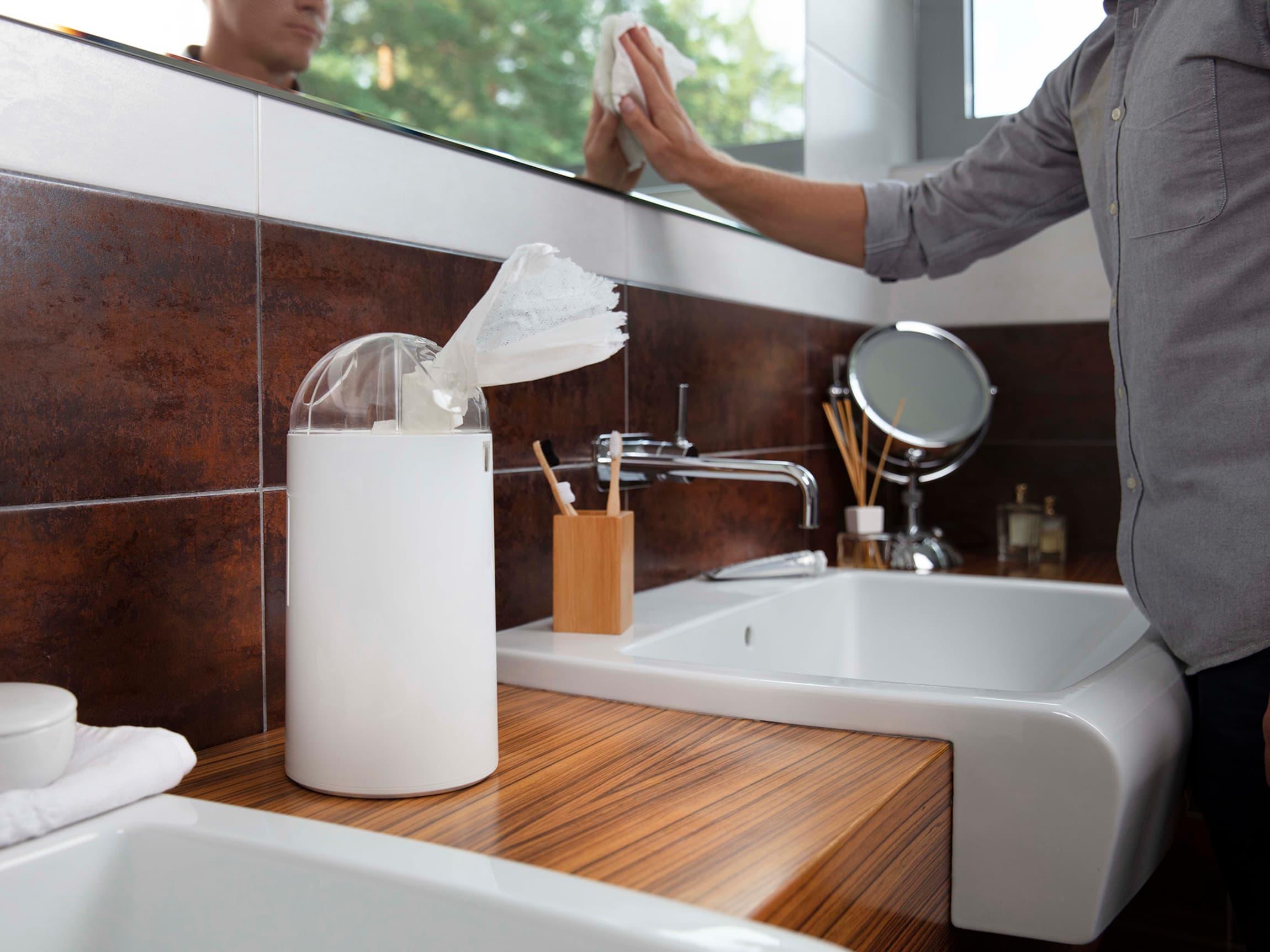 Med Torky kan du gjøre baderomsvasken til en lek!