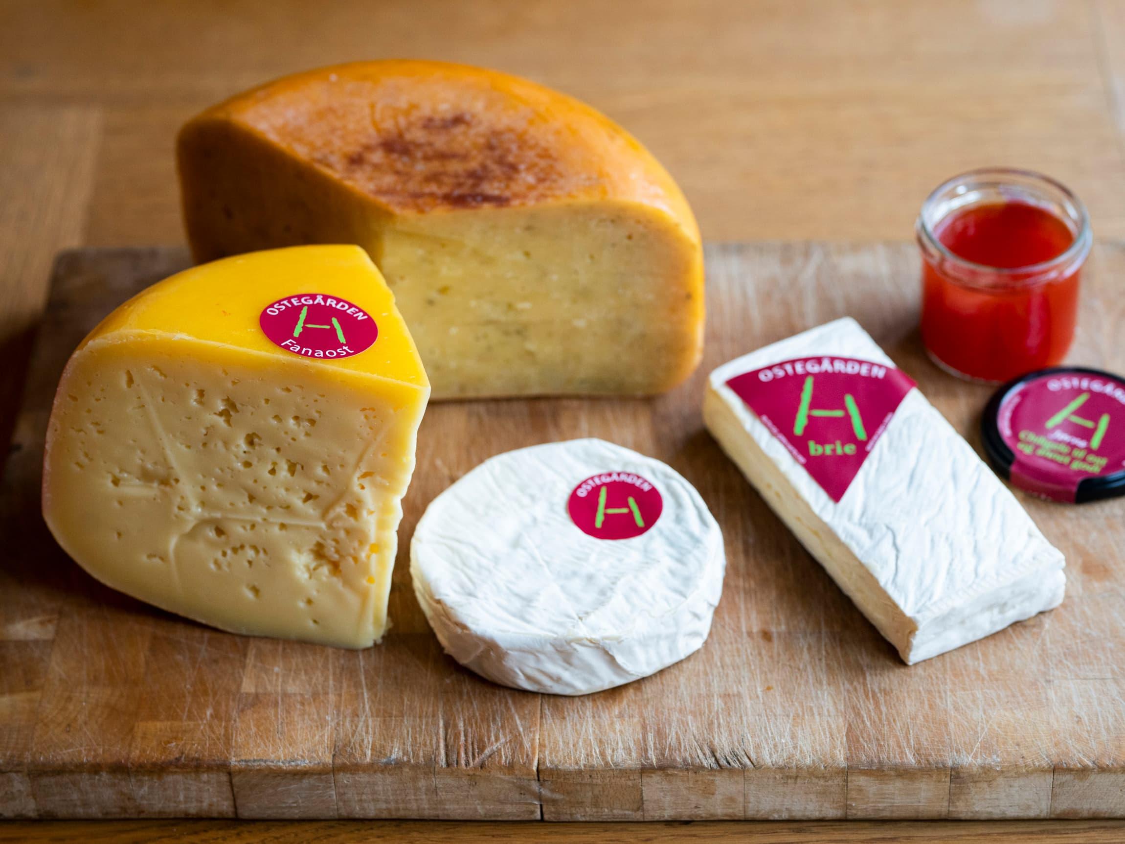 Fanaost fra Ostegården i Bergen ble i 2018 kåret til verdens beste ost. To år tidligere klarte norske Kraftkar det samme.