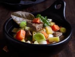 Klassisk kjøttsuppe