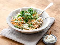 Vegansk coleslaw